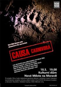 Causa Carnivora_plakat NMNM